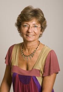 Marie-Christine LEBLANC, présidente du club d'enteprises de la CCM