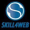 Logo Skill4web agence web internet communication