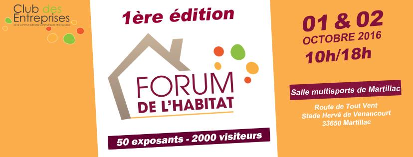 Aurelie auteur ccm club des entreprises gironde for Forum habitat plus