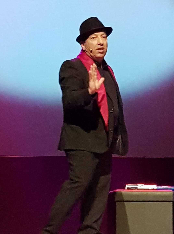 Soirée Prestige interclubs au Solarium de Gradignan pour le One man Show de Toni Rostini « Entreprendre Mode d'emploi » le Mercredi 20 Novembre 2019